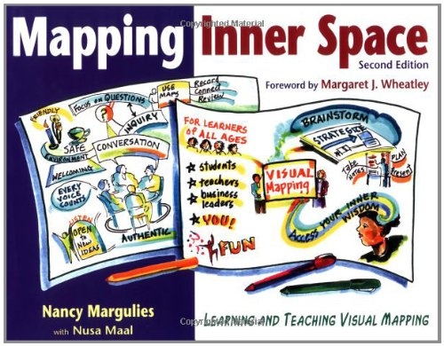 9781569761380: Mapping Inner Space: Learning and Teaching Visual Mapping