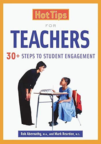 9781569761434: Hot Tips for Teachers: 30+ Steps to Student Engagement