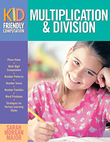 9781569761960: Multiplication & Division (Kid-Friendly Computation)