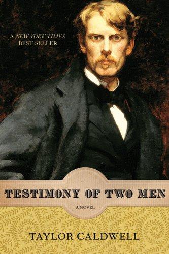 9781569763278: Testimony of Two Men
