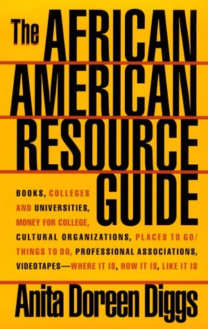 African American Resource Guide: Diggs, Anita Doreen