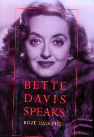 9781569800669: Bette Davis Speaks
