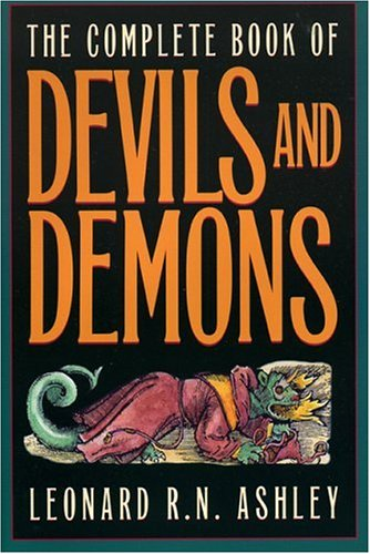 9781569800775: The Complete Book of Devils and Demons