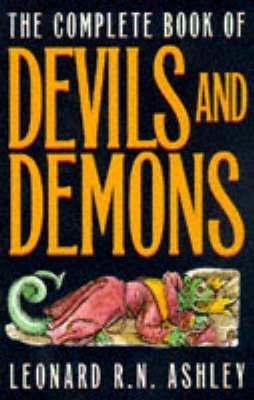 9781569800805: Complete Book of Devils and Demons