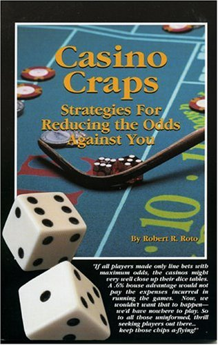 9781569801376: Casino Craps: Strategies for Reducing the Odds Against You