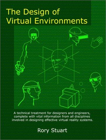 9781569802076: Design of Virtual Environments