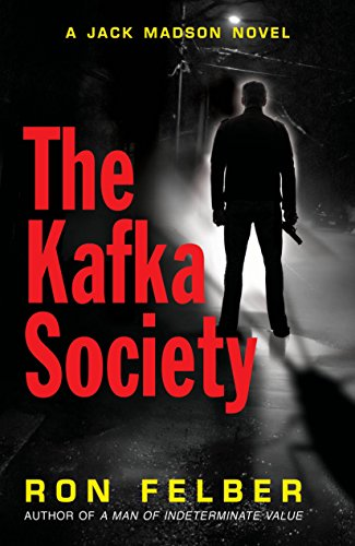 9781569805107: The Kafka Society (A Jack Madson Novel)