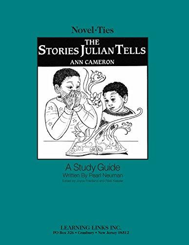 9781569820544: Stories Julian Tells: Novel-Ties Study Guide