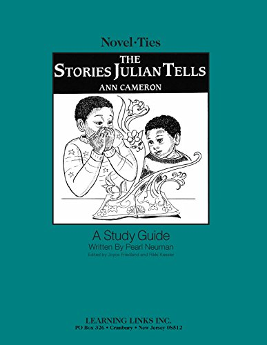 9781569820544: Stories Julian Tells: Novel-Ties Study Guide