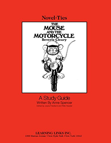 9781569820575: The Mouse and the Motorcycle: Novel-Ties Study Guides