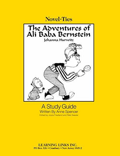 9781569822746: Adventures of Ali Baba Bernstein: Novel-Ties Study Guide