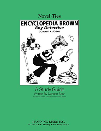 9781569822753: Encyclopedia Brown: Boy Detective (Novel-Ties)