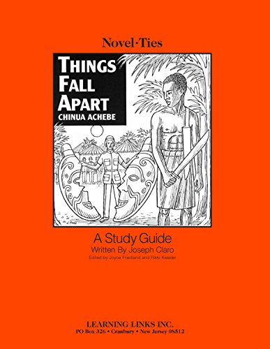 9781569823248: Things Fall Apart: Novel-Ties Study Guide