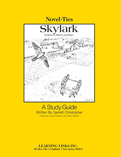 9781569826249: Skylark: Novel-Ties Study Guide
