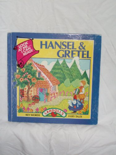 9781569870730: Hansel & Gretel (Look At Me...I Can Read!)
