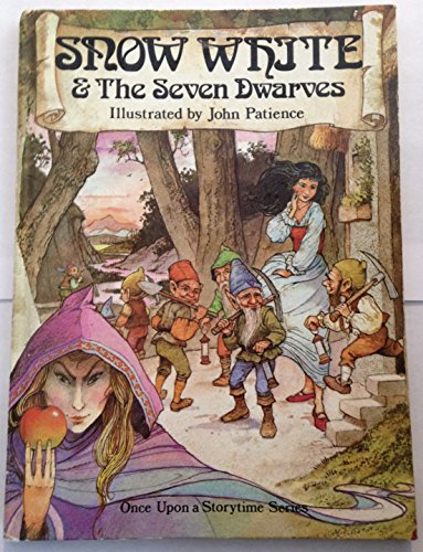 Snow White & The Seven Dwarves: John Patience