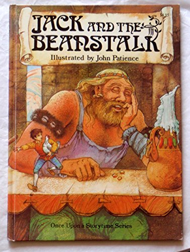 9781569871089: Jack and the Beanstalk (Once Upon a Storytime Series)