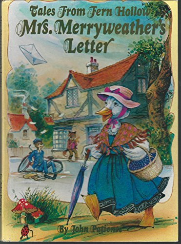 9781569871102: Mrs. Merryweather's letter (Tales from Fern Hollow)