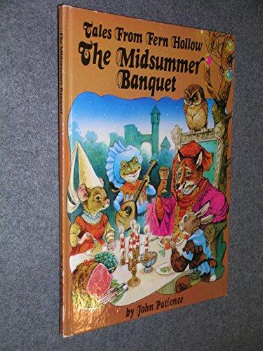 9781569871119: The midsummer banquet (Tales from Fern Hollow)