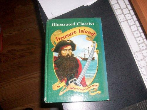 Treasure Island (Illustrated): Robert Louis Stevenson