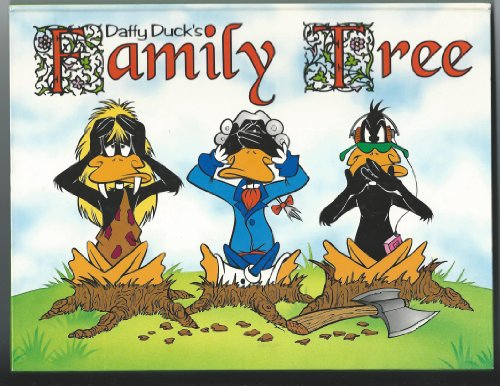 Daffy Duck's Family Tree, a Pop-Up Storybook