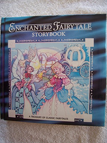 Enchanted Fairytale Storybook: Anonymous