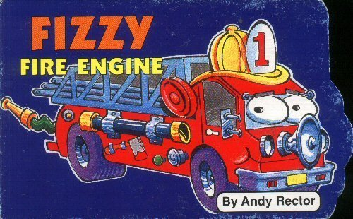 9781569878538: Fizzy Fire Engine (My First Things that Move)