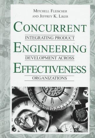 9781569902318: Concurrent Engineering Effectiveness