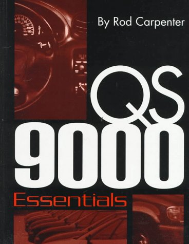 9781569902400: QS-9000 Essentials