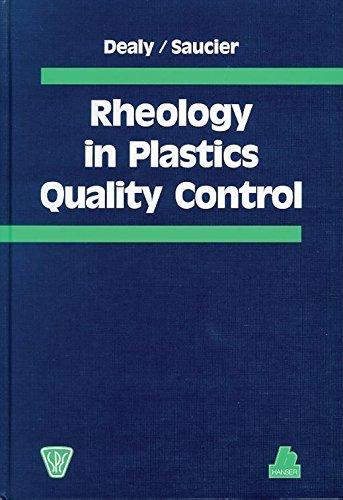 9781569902868: Rheology in Plastics Quality Control