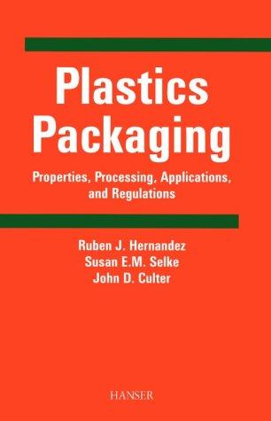 9781569903032: Plastics Packaging: Properties, Processing, Applications, Regulations (Hanser understanding books)