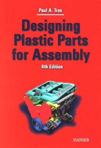9781569903056: Designing Plastic Parts for Assembly