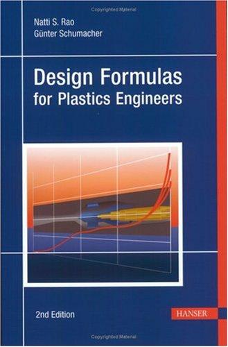 9781569903704: Design Formulas for Plastics Engineers 2E