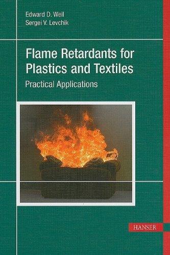 9781569904541: Flame Retardants for Plastics and Textiles: Practical Applications