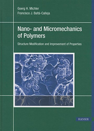 9781569904602: Nano- And Micromechanics of Polymers: Structure Modification and Improvement of Properties