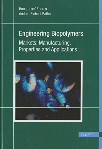 Engineering Biopolymers: Markets, Manufacturing, Properties and Applications: Hans-Josef Endres