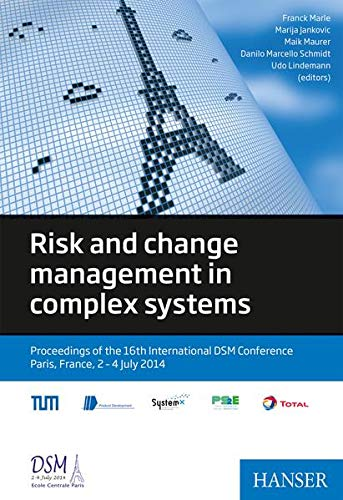 Risk and change management in complex systems: Franck Marle
