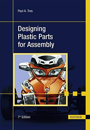 9781569905555: Designing Plastic Parts for Assembly