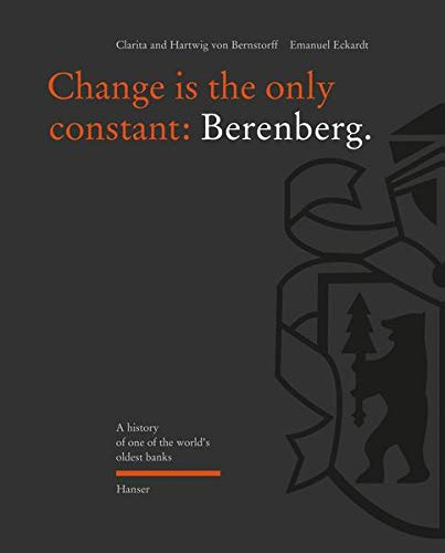 9781569906019: Change is the only constant: Berenberg