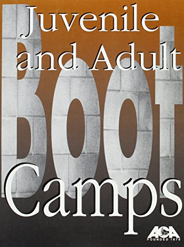 Juvenile and Adult Boot Camps: Alice Fins