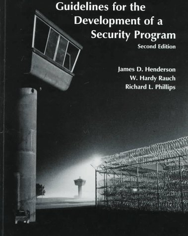 9781569910696: Guidelines for the Development of a Security Program