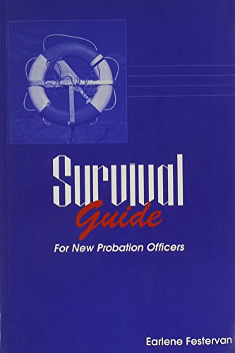 9781569911280: Survival Guide for New Probation Officers