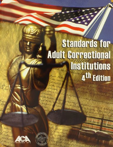 9781569911570: Standards for Adult Correctional Institutions