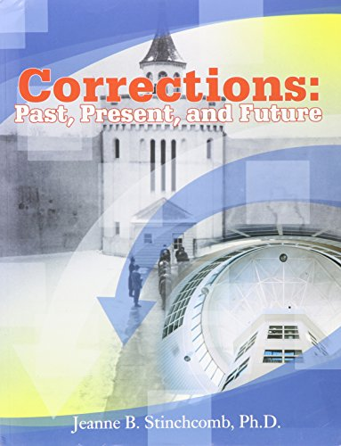 9781569912188: Corrections: Past, Present, And Future