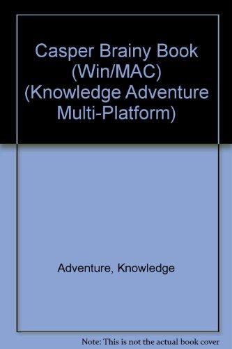 9781569971796: Casper Brainy Book : Knowledge Adventure Multi-Platform, Windows 95/Windows, 3.1, Macintosh