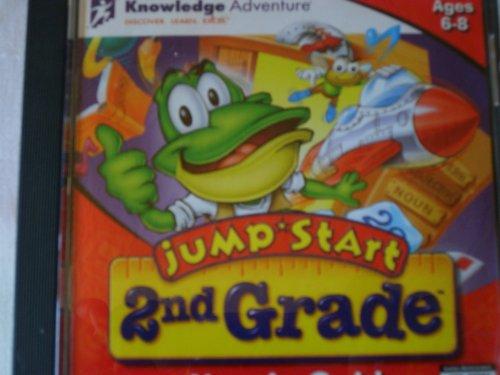 9781569973752: Jump-Start 2nd Grade User's Guide CD ROM (Ages 6-8)