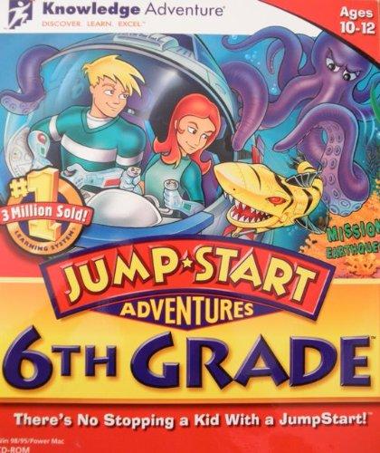9781569973905: Jumpstart: 6th Grade