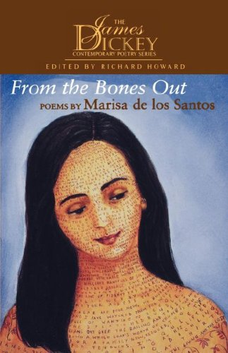 9781570033230: From the Bones Out (The James Dickey Contemporary Poetry Series)
