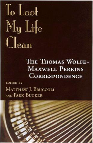 maxwell perkins editor and friend essay