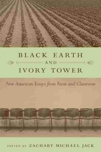 Black Earth and Ivory Tower: New American: Zachary Michael Jack
